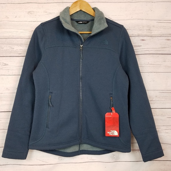 13f345f66906 NWT The North Face Timber Full Zip Jacket M Blue